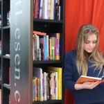 In den StadtLesen Büchertürmen ist für jeden die passende Lektüre dabei…