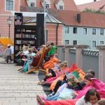 Gemütliche Leseidylle bei StadtLesen in Donauwörth ...