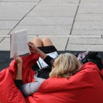Eintauchen in seitenweise Lesegenuss... StadtLesen 2015 in Wien