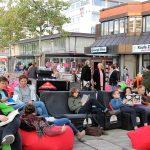 Die Wolfsburger Leser und Leserinnen