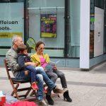 Leseecke mitten in Wien