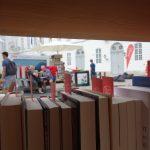 StadtLesenWien18_Maitre und Bilbiophiles Highlight im Regenquartier3