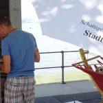 StadtLesen_Bregenz18_Schattiges Lesevergnügen